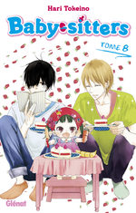 Baby-Sitters 8 Manga