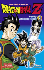 Dragon Ball Z - 6ème partie : Le tournoi de l'Au-Delà 2 Anime comics