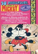 Le journal de Mickey 1391 Magazine