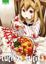 Lucika Lucika 9 Manga