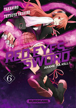 Red Eyes Sword - Akame ga Kill ! 6