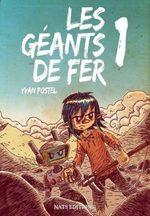 Les Géants de Fer 1 Global manga