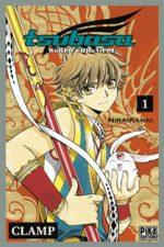 couverture, jaquette Tsubasa: WoRLD CHRoNiCLE 1