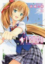 Isuca 5 Manga