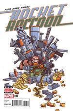 Rocket Raccoon 10 Comics