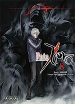 couverture, jaquette Fate/Zero 8