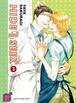 Hide and seek 3 Manga