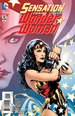 Sensation Comics Featuring Wonder Woman # 12