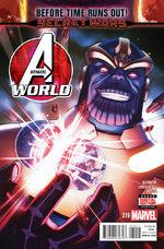 Avengers World # 19