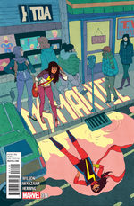 Ms. Marvel # 14