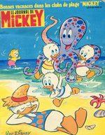 Le journal de Mickey 1409 Magazine