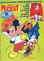 Le journal de Mickey 1386 Magazine