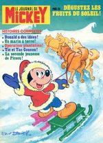 Le journal de Mickey 1393 Magazine