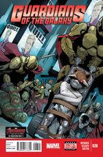 Les Gardiens de la Galaxie # 26