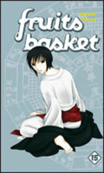 Fruits Basket 8 Manga