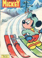 Le journal de Mickey 453 Magazine
