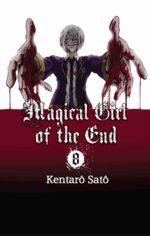 Magical Girl of the End 8 Manga