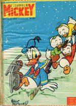 Le journal de Mickey 607 Magazine