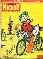 Le journal de Mickey 578 Magazine