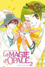 La magie d'Opale T.2 Manga
