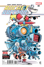 Rocket Raccoon 11 Comics