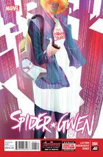 Spider-Gwen 4 Comics