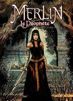 Merlin - Le prophète 5 BD