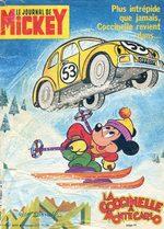 Le journal de Mickey 1334 Magazine