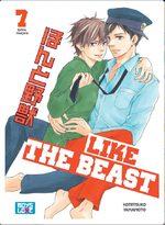 Like the Beast 7 Manga