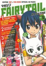 Fairy Tail Magazine 5 Magazine