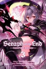 couverture, jaquette Seraph of the end 3