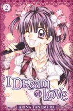 I dream of love 2 Manga