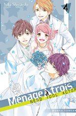 Ménage à trois 4 Manga