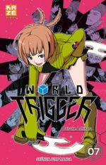 World Trigger # 7