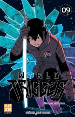 World Trigger # 9