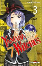 Yamada kun & The 7 Witches # 3