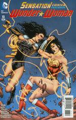 Sensation Comics Featuring Wonder Woman # 13