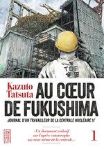 Au coeur de Fukushima 1 Manga