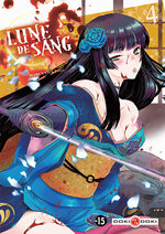 Lune de sang 4 Manga