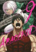Arachnid 9 Manga