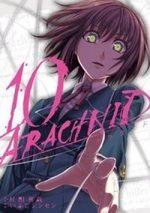 Arachnid 10 Manga
