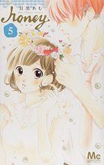Honey 5 Manga