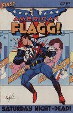 American Flagg 25