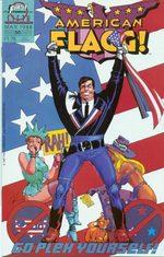 American Flagg 50