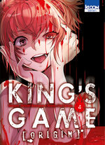 King's Game Origin 4 Manga