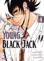 Young Black Jack 4 Manga