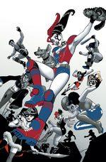 Harley Quinn # 17