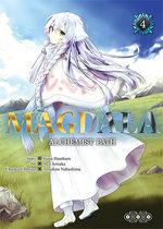 Magdala, alchemist path 4 Manga
