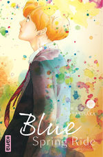 Blue spring ride 11 Manga