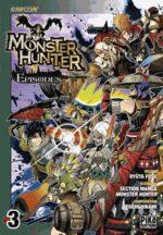 Monster Hunter Episodes 3 Manga